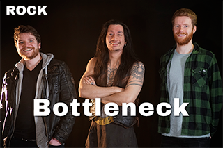 Bottleneck rock coverband classic rock