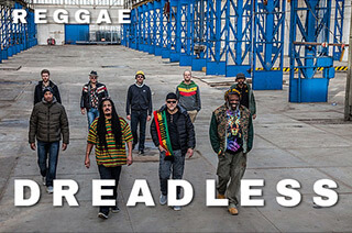 Dreadless reggae band