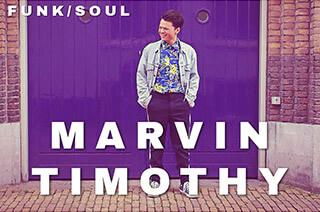 Marvin Timothy Funk en Soul Zanger